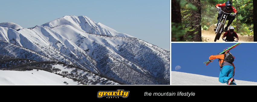 Gravity Sports | the mountain lifestyle